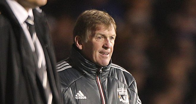 Kenny Dalglish: Hoping to win the race for Northern Ireland starlet Rory Donnelly