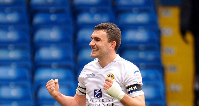 Robert Snodgrass: Leeds face a host of crucial games without their most creative talent