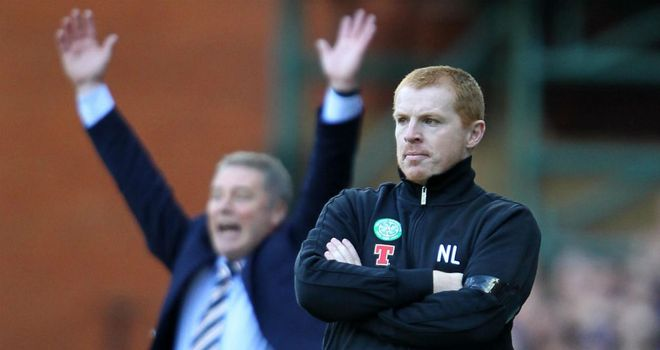 Neil Lennon: Says potential Old Firm cup tie is not on his radar yet