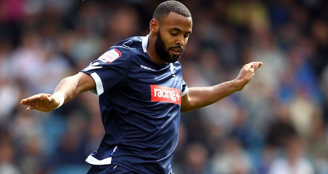 Liam Trotter: Opened the scoring at the City Ground