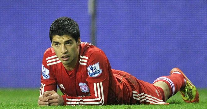 Luis Suarez: Handed eight-game ban