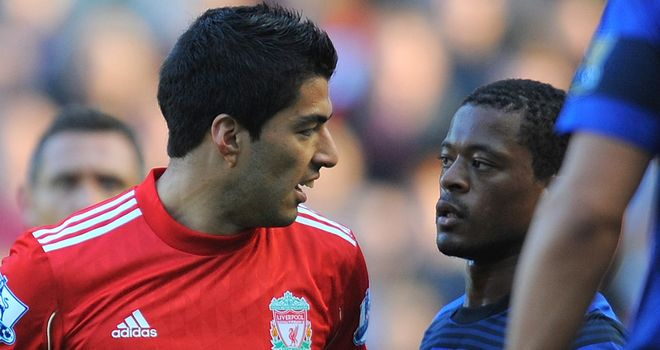 Luis Suarez: Liverpool forward has been suspended for eight games by the FA