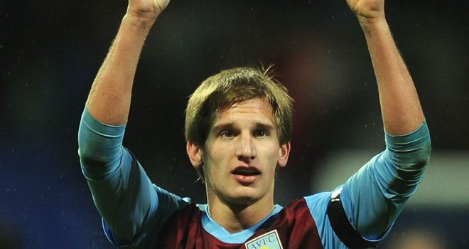 Marc Albrighton: Started Villa's last four matches in succession