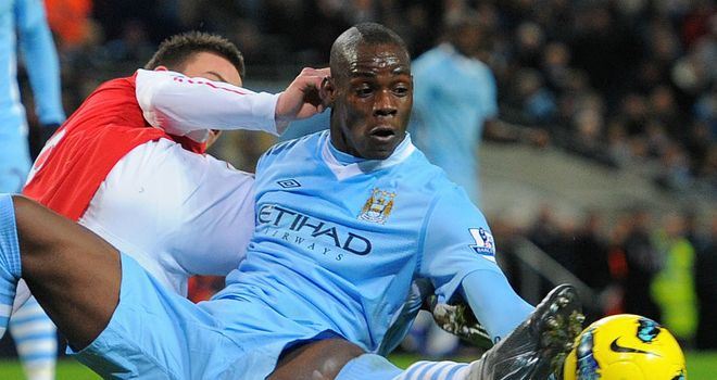 Mario Balotelli: Rumours have suggested the striker has been handing out money