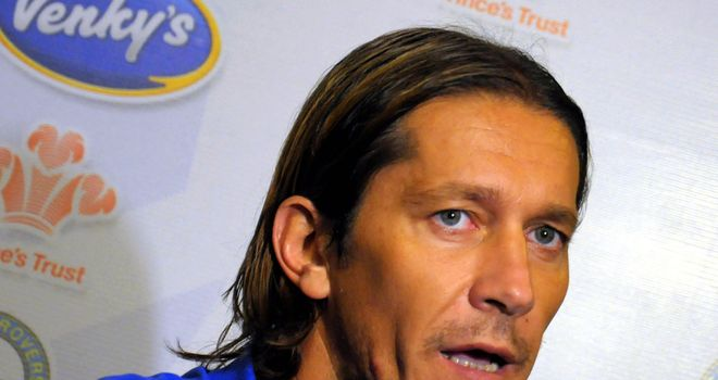 Michel Salgado: Blackburn man wanted in China