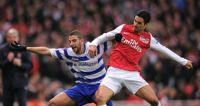 Adel Taarabt: QPR midfielder eager to shine under new manager Mark Hughes