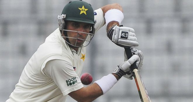 Misbah-ul Haq: Quietly confident of upsetting England