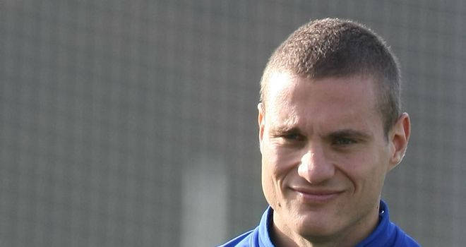 Nemanja Vidic: Has been included in United's Europa League squad