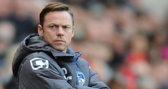 Dickov: can he lead Latics to Wembley?