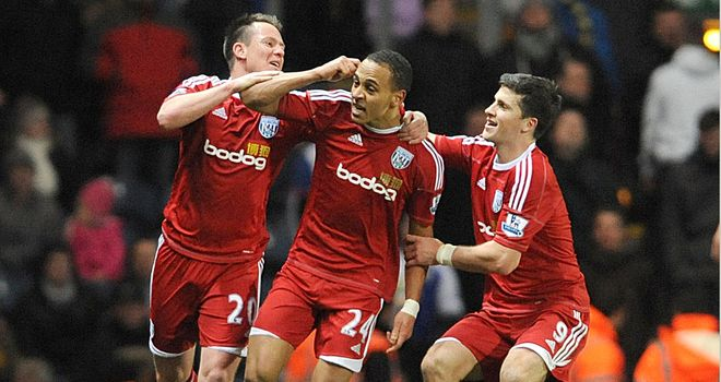 Peter Odemwingie: Pleased to have repaid team-mates after scoring at Blackburn