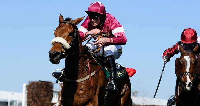 Quito De La Roque: Race to be ready for Cheltenham