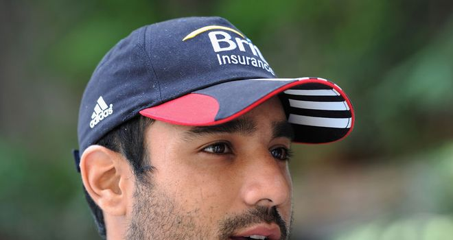 Bopara: hit an unbeaten 44 in England's fourth Test victory over India at the Oval in August