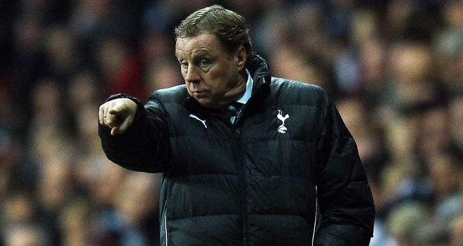 Harry Redknapp: Insists Spurs need to keep their squad players at White Hart Lane