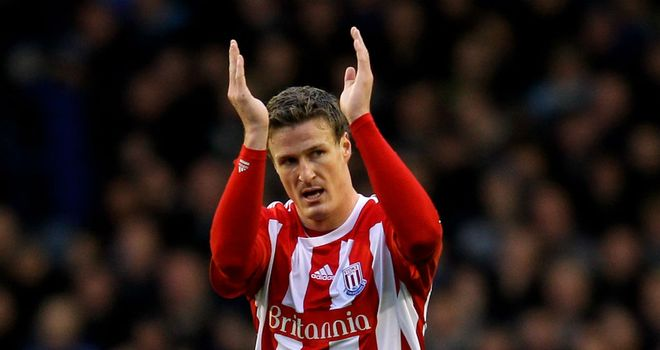 Robert Huth: Stoke City's giant German defender targets three points against Wigan
