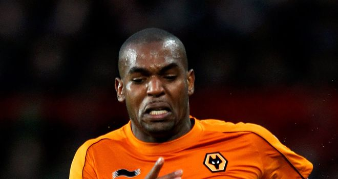 Ronald Zubar: Attracting interest, but would prefer to pen a new deal at Molineux