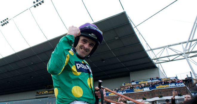 Ruby Walsh: Takes On His Own ride at Aintree
