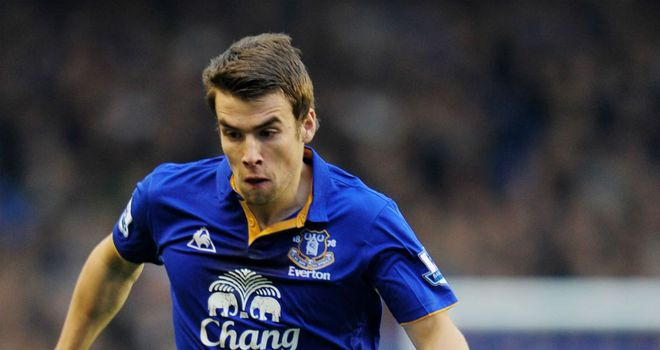 Seamus Coleman: Hoping to exploit any space Norwich vacate at the back