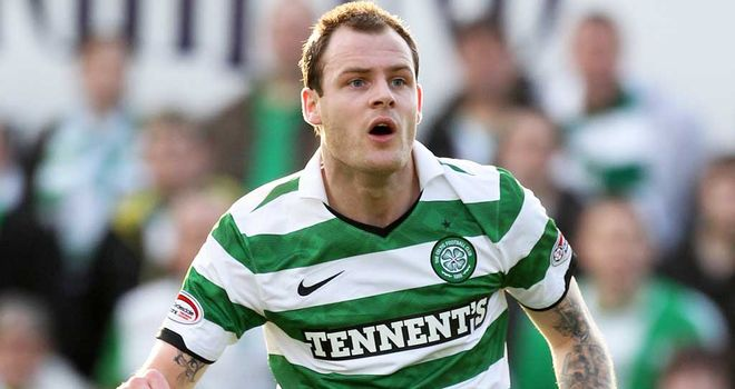 Anthony Stokes: Happy to stay at Celtic as he hopes to win a new long-term contract