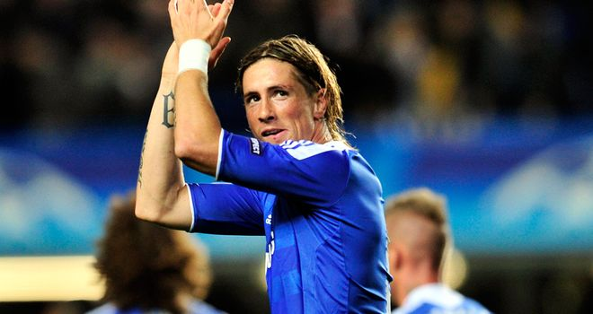 Fernando Torres: Andre Villas-Boas insists striker is mentally ready