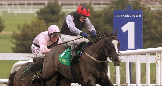 Unaccompanied: Leopardstown fancy on Thursday
