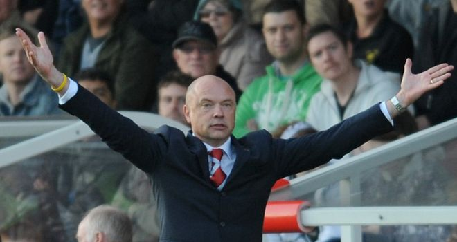 Rosler: Demanded more from side