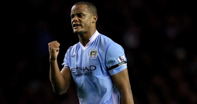 Vincent Kompany: Manchester City captain hopes to be fit to face Sunderland on Saturday