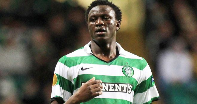 Victor Wanyama: Has made a huge impact at Celtic since his summer move from Belgium