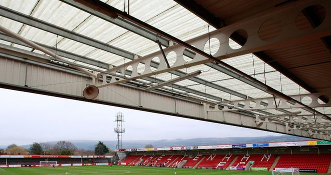Whaddon Road: Home to Cheltenham