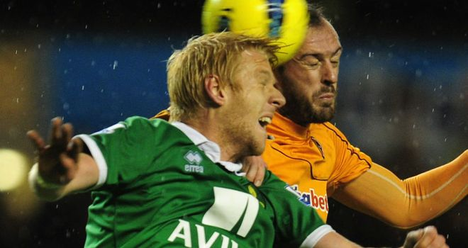 Zak Whitbread: Enjoying his time with Norwich and is hoping to stay on past the end of the season