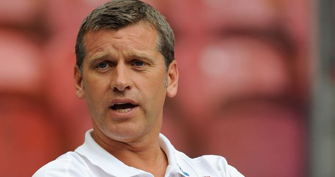 Eric Black: Set to be unveiled as assistant manager at Blackburn