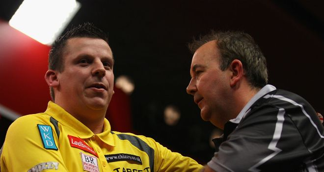 Dave Chisnall: Amongst favourites after ousting Phil Taylor