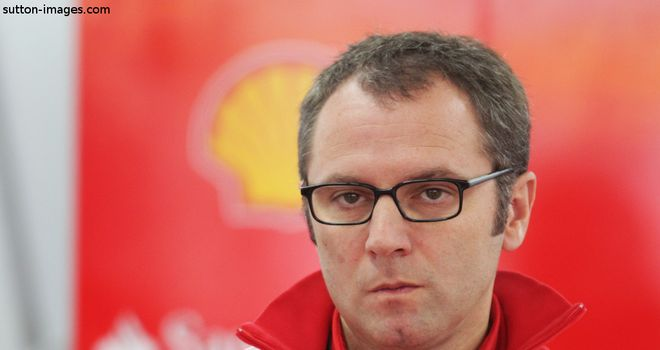 Stefano Domenicali: Expressed his sadness at the absence of Italian drivers in F1 this season