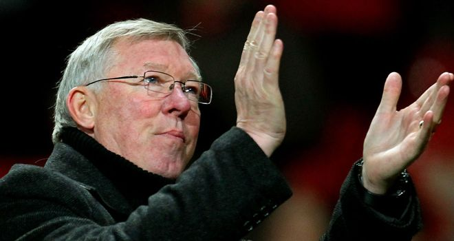 Sir Alex Ferguson: Claims to have identified no targets for the January transfer window