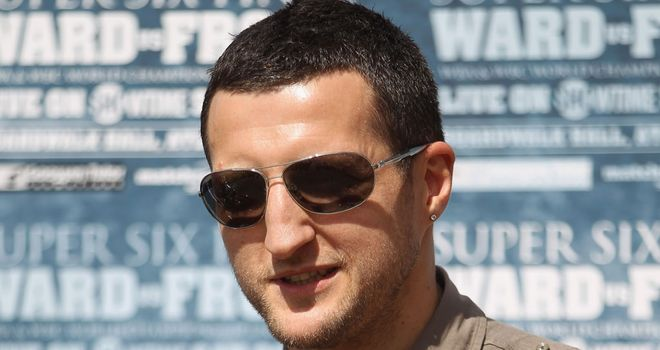 Can Froch shade it?: only if he draws Ward into a scrap, believes Jim