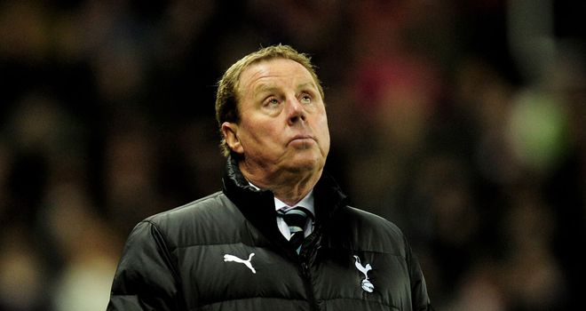 Harry Redknapp: Likes Gary Cahill but has played down Chris Samba, Junior Hoilett and Ganso reports