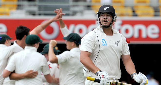 Jesse Ryder: Test future in doubt after latest snub