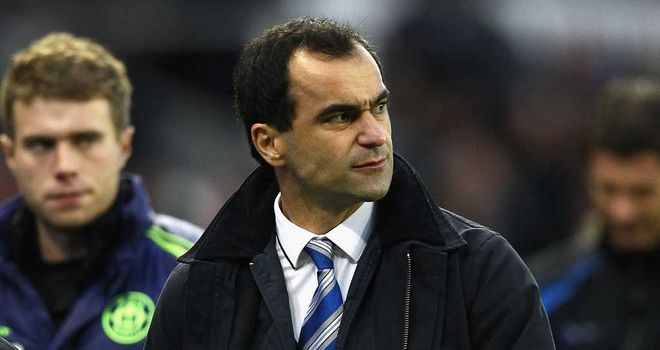 Roberto Martinez: His side have not won in 2012, but the Wigan boss remains optimistic over survival