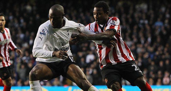 William Gallas: Veteran defender is giving Spurs added belief, says Jermain Defoe