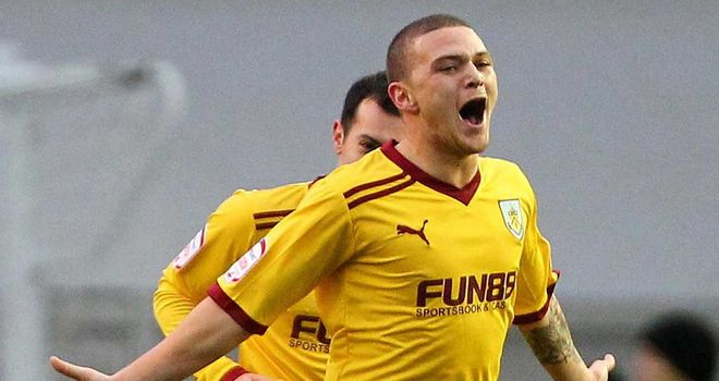 Kieran Trippier: Full-back had no second thoughts about leaving Manchester City to join Burnley
