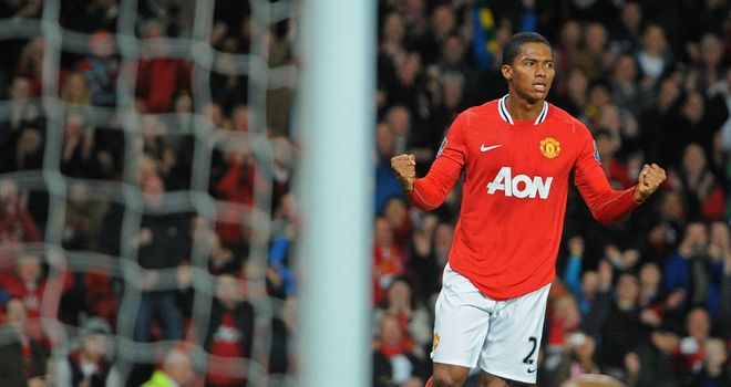 Antonio Valencia: Has been in eye-catching form for Manchester United over recent weeks