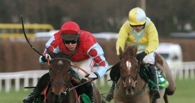 Voler La Vedette: Leaning towards the Lismullen Hurdle