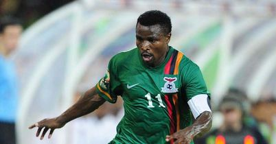 Zambia ease into last four