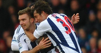 West Brom: Tipped up at Wolves