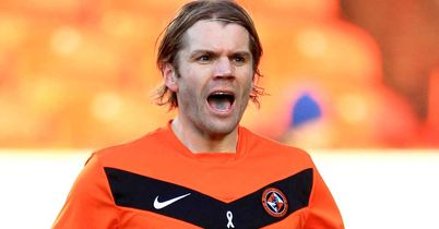 Robbie Neilson: Dundee United full-back has suggested he is likely to move on at the end of the season