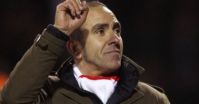 Di Canio: Challenged players to win title