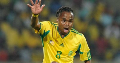 Siphiwe Tshabalala: Has been offered an opportunity to impress by Crystal Palace