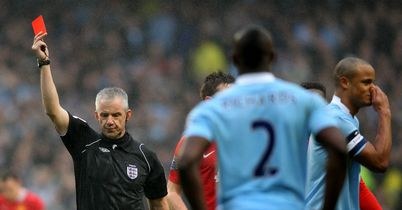 Foy: Right to show red card