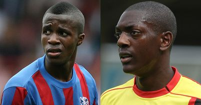 Zaha & Sordell: Leading lights in Championship