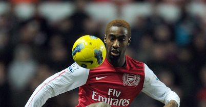 Johan Djourou: The Swiss star could be set for a loan move to German club Hannover
