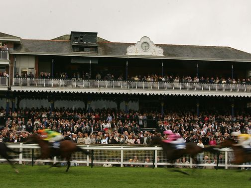 Ayr: Set for raceday check